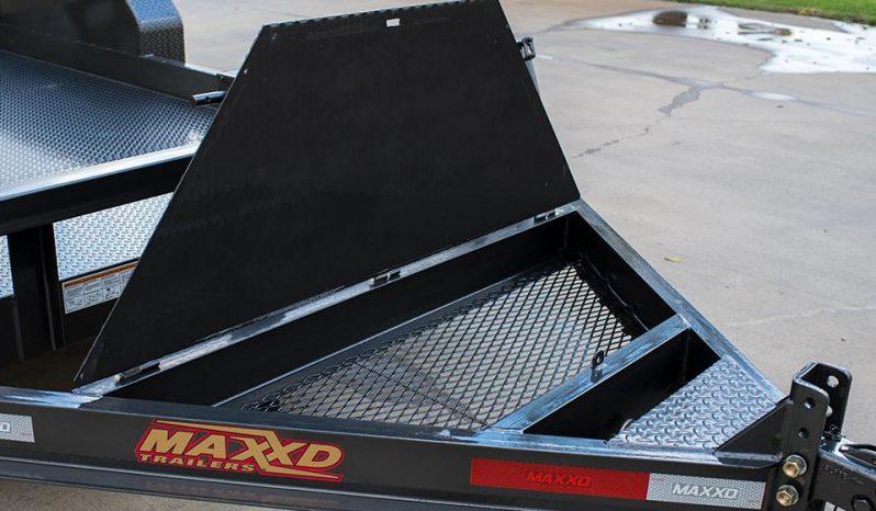 MAXXD B6X - Low Profile Skid Steer Trailer