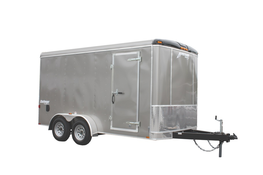 Homesteader Trailers 612CT