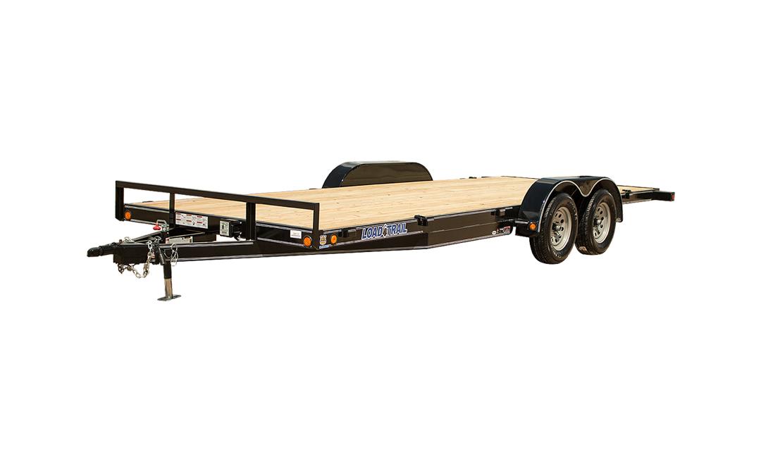 Load Trail CH07 Carhauler 102 x 20