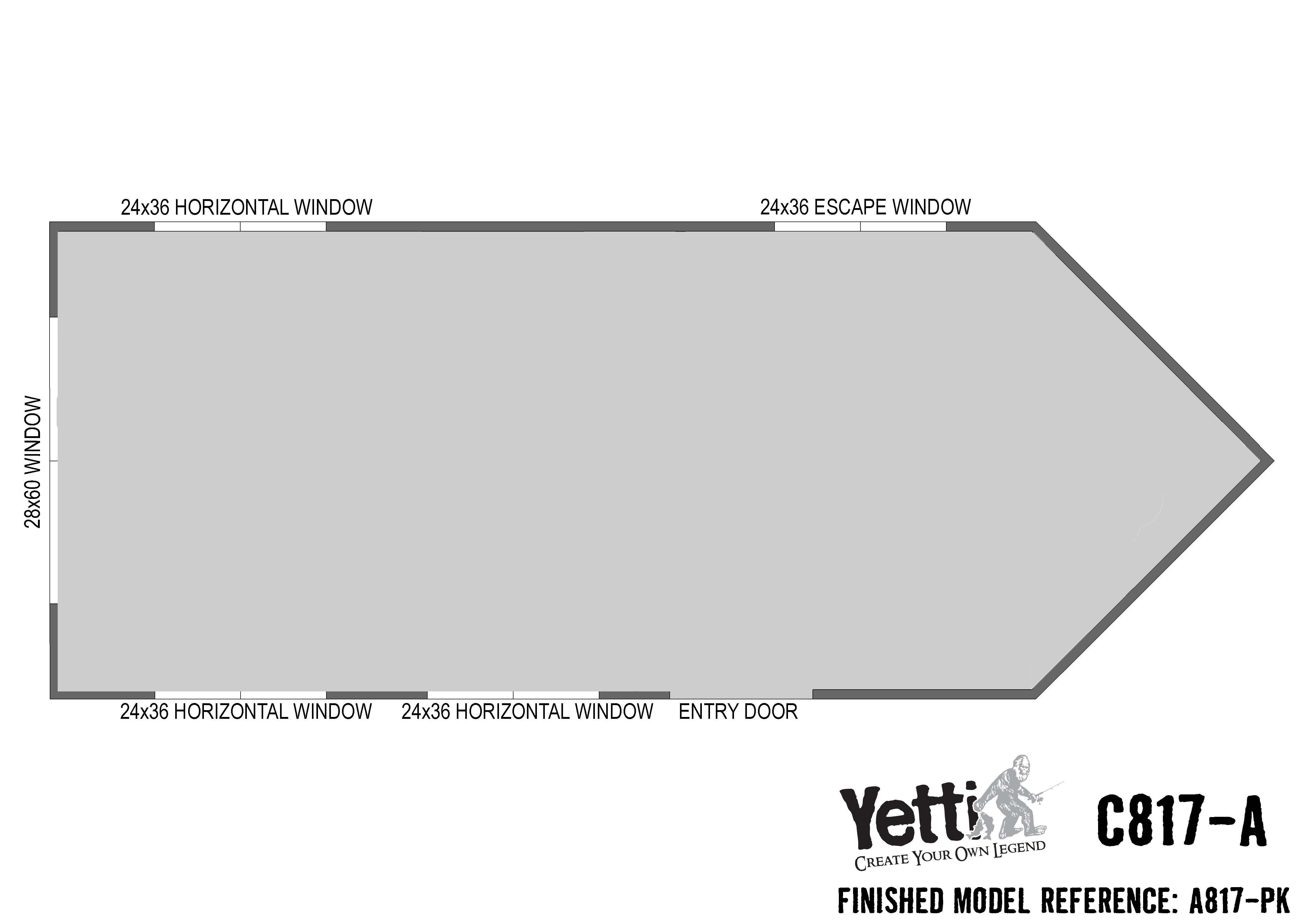 Yetti C817-A