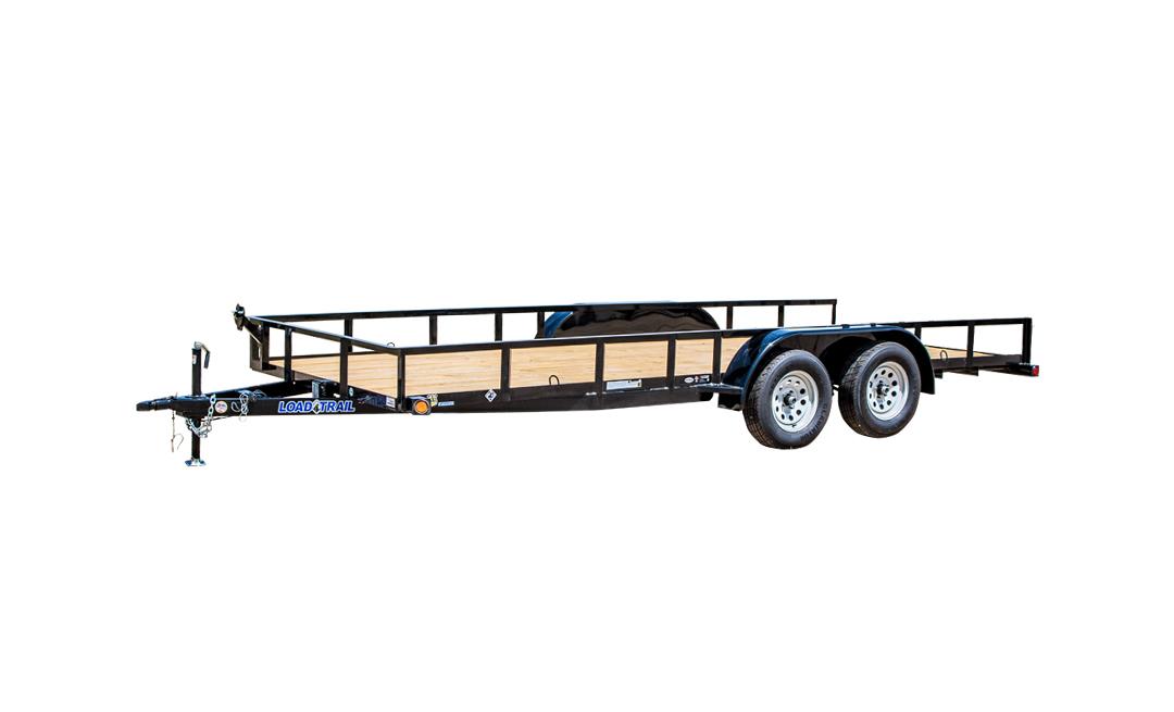 Load Trail UE07 - Tandem Axle Utility 60 x 14