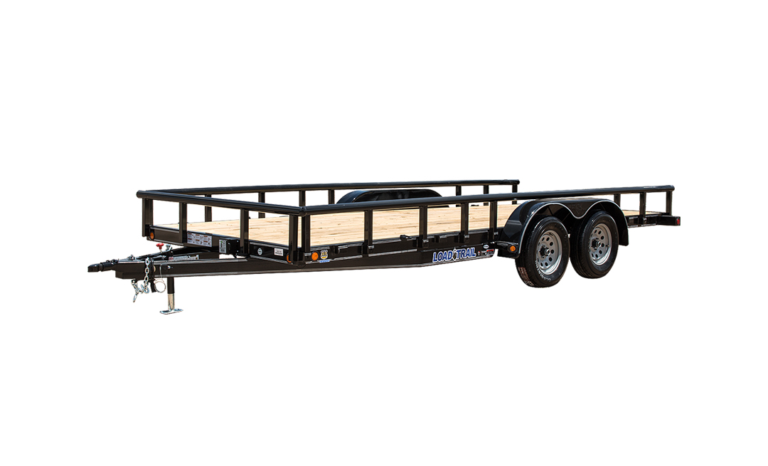 Load Trail CS07 Carhauler 83 x 16