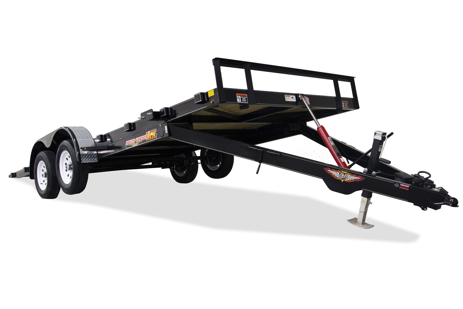 2020 H and H Trailer 82X20 MX SPEEDLOADER 14K