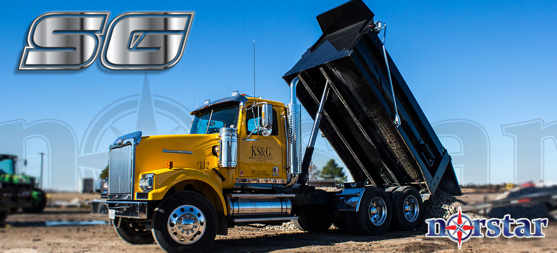 Norstar SG - Dump Truck Body