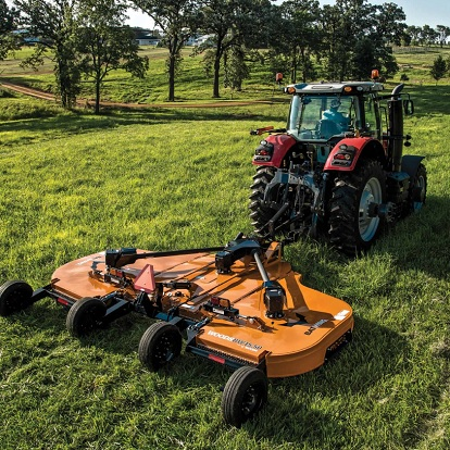 Landscape Equipment BSS54 Box Scrapers | Lawn Mowers and
