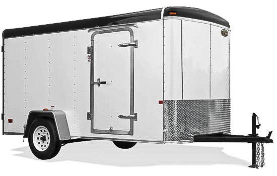 RC Trailers 6 x 14 7K Tandem Axle