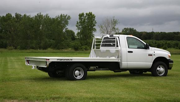 Featherlite 1651 Truckbed