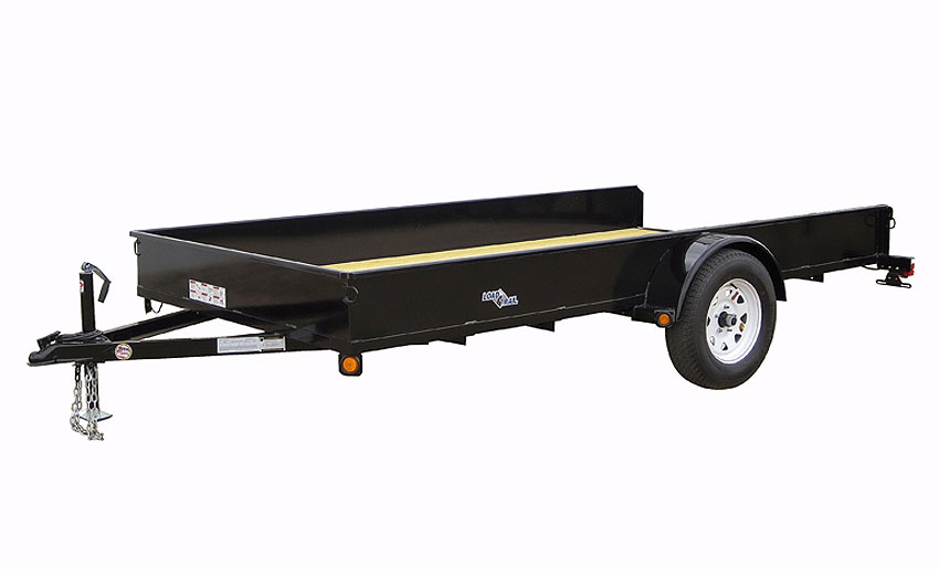Load Trail SS03 - Single Axle Landscape 60 x 14