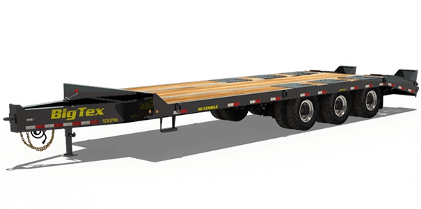 Big Tex Trailers 5XPH-24+5