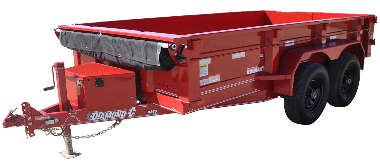 Diamond C Trailers EDM