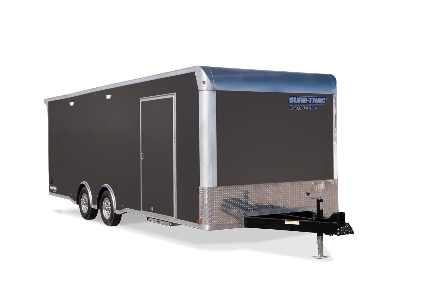 2020 Sure-Trac 8.5x28 Racing Pro Car Hauler  10K