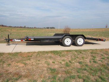 Hudson Trailers HSC - 3 1/2 Ton Capacity Auto Carrier