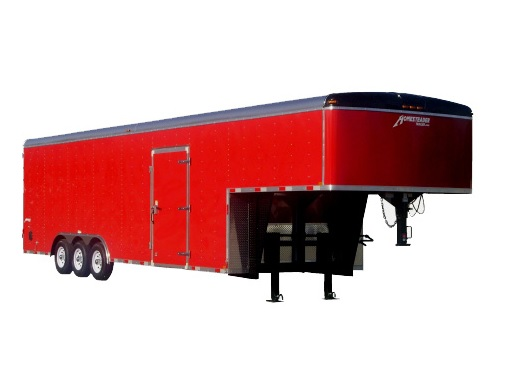 Homesteader Trailers G34H3
