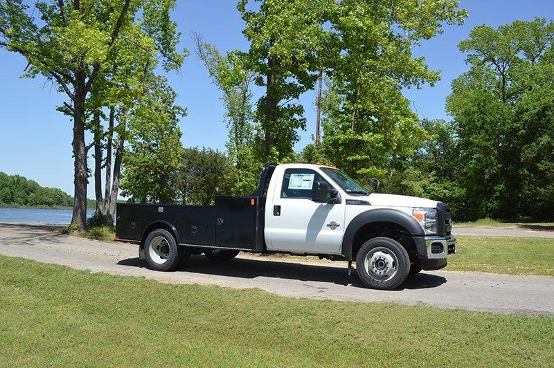 CM Truck Beds TM Truck Bed