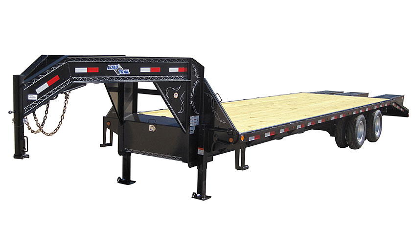 Load Trail GH24 Heavy Duty 102 x 24