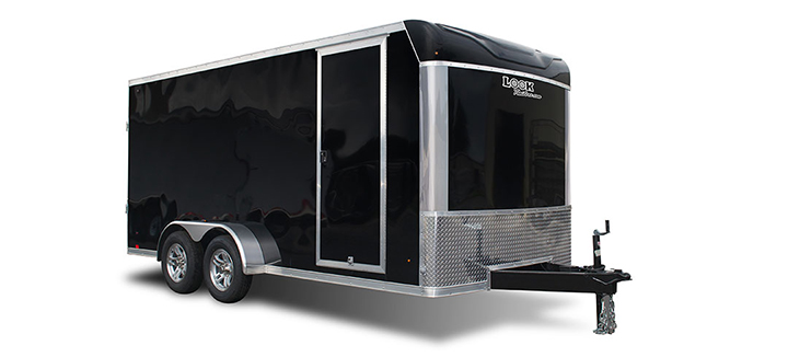2021 Look Trailers Equinox Cargo / Enclosed Trailer