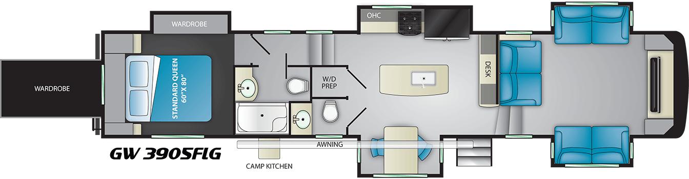 Apex Ultra-Lite Apex Ultra-Lite 276BHSS | RV and Camper Sales and