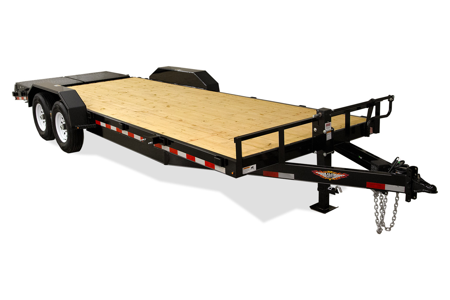 2020 H and H Trailer 82X20+4 IL SUPER DELUXE 16K
