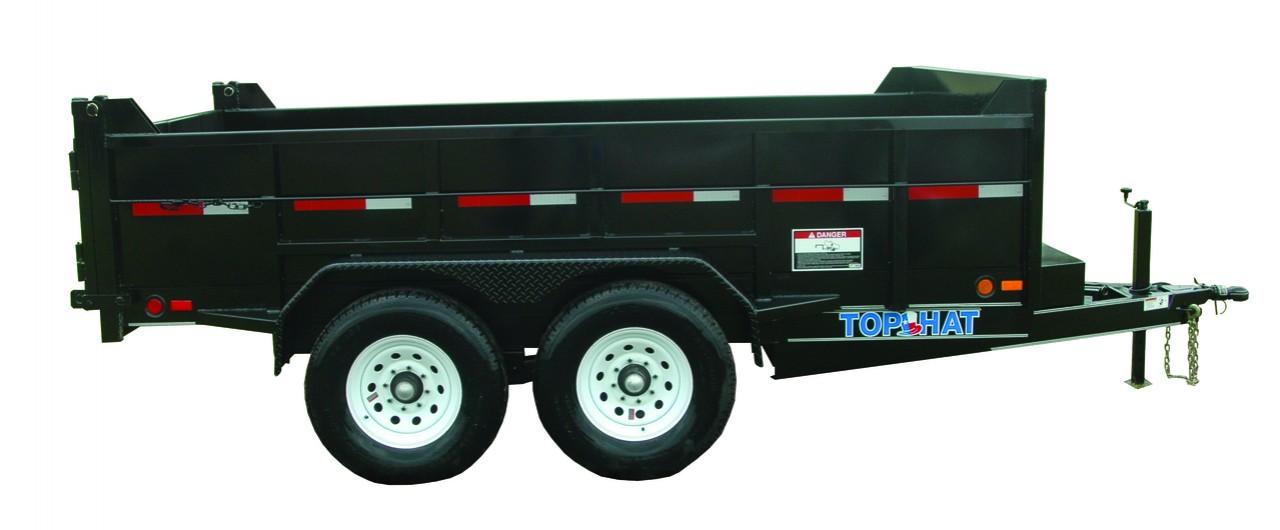 Top Hat DUMP 140 - 7x14 DP 140