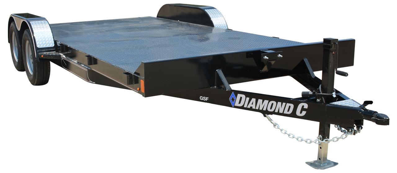 Diamond C Trailers GSF