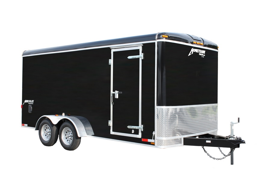 Homesteader Trailers 718HT