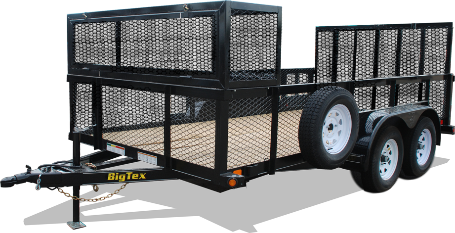 Big Tex Trailers 70LR-16