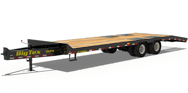 Big Tex Trailers 3XPH-25+5