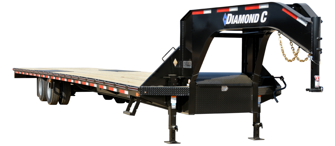 Diamond C Trailers FMAX210
