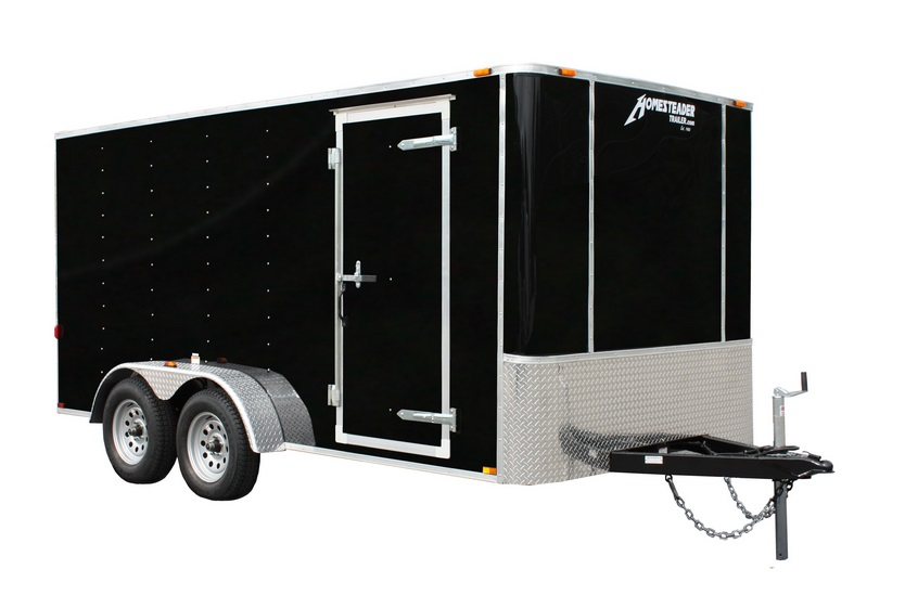 Homesteader Trailers 612FT