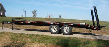 Hudson Trailers VTMBH0621 - 6 Ton Capacity