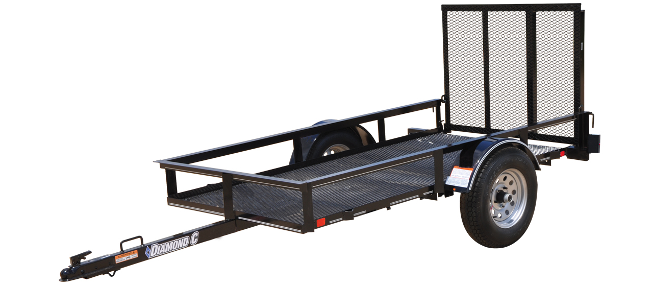 Diamond C Trailers LSA