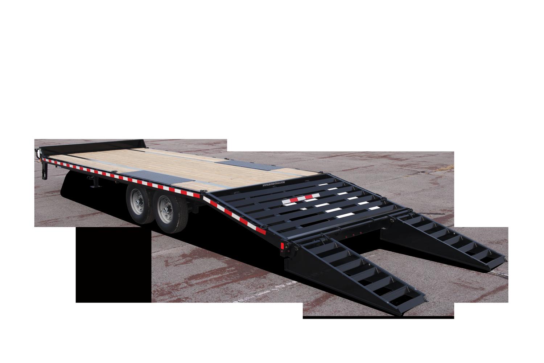 2020 Sure-Trac 8.5x20+5 LowPro Deckover Tandem BP 25.9K