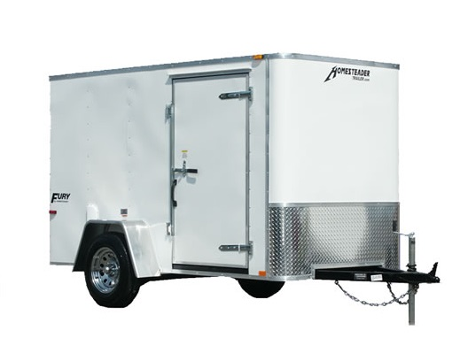 Homesteader Trailers 610FS