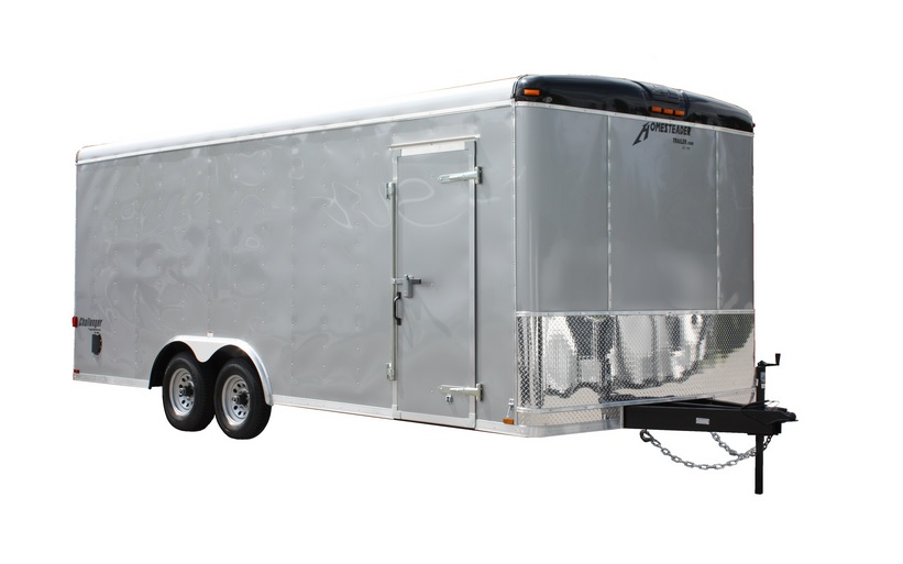 Homesteader Trailers 822CT
