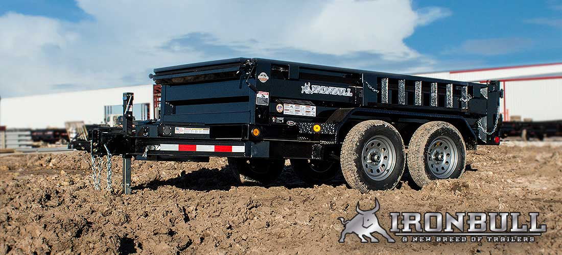 Iron Bull DT07 - 7,000lb GVWR
