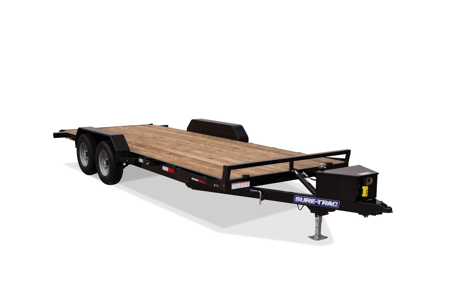 2020 Sure-Trac 7 x 20 Car Hauler Power Tilt 10K