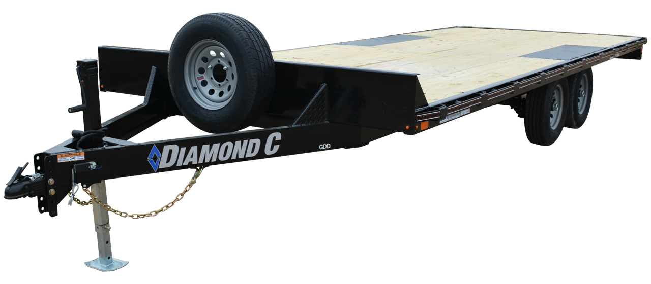 Diamond C Trailers GDD