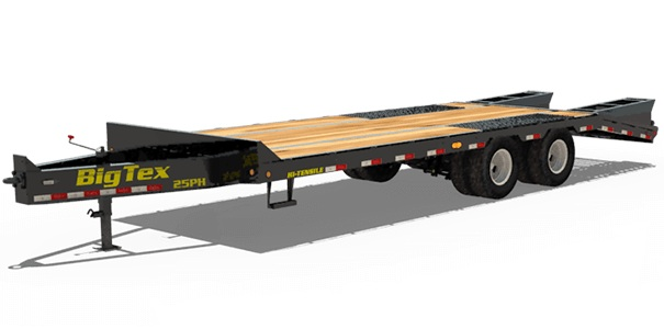 Big Tex Trailers 25PH-20+5