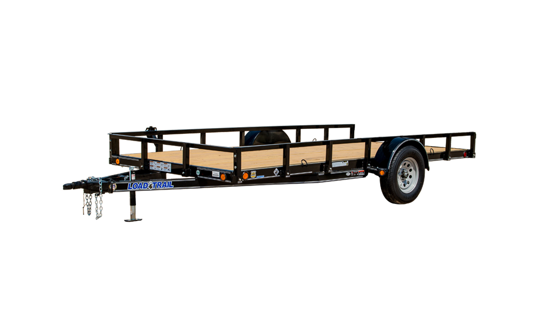 "2018 Load Trail 83"" X 14' Single Axle Utility Trailer"