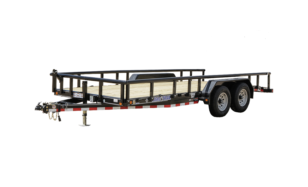 Load Trail CS10 Carhauler 77 x 12