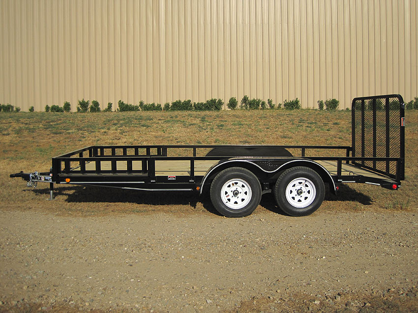 "Load Trail 83"" X 14' Tandem Axle Utility (US07)"