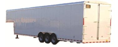 Cargo Express CSADG8.5X48RE4RD / CSADF8.5X48RE4RD