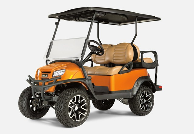 Club Car Onward 4 Passenger Lifted ELECTRIC