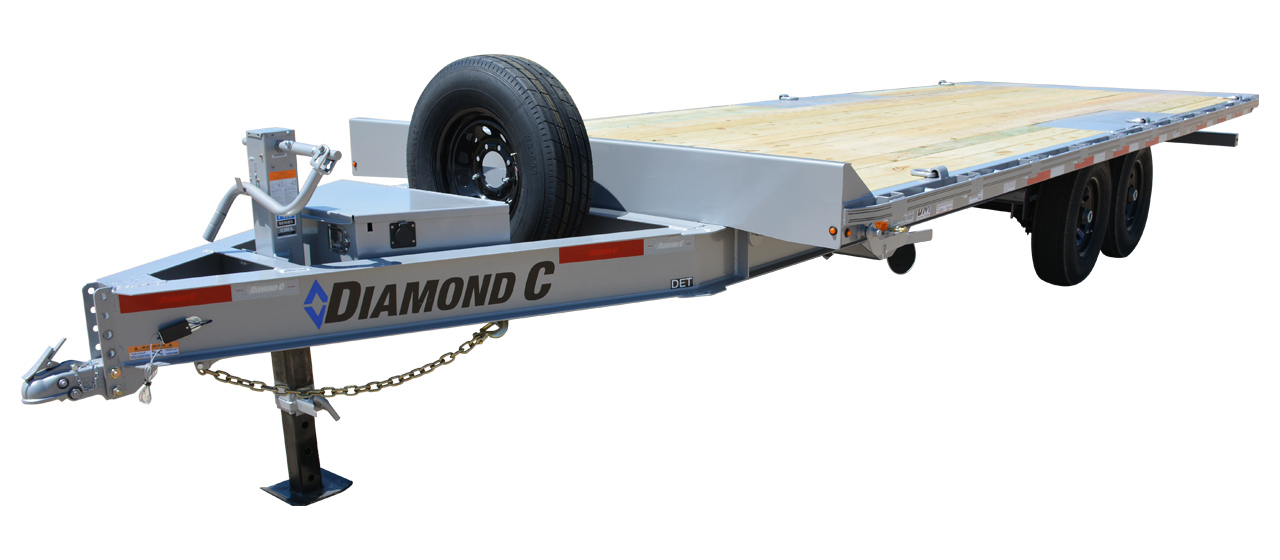 Diamond C Trailers DET