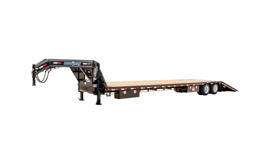 Load Trail GL30 Low-Pro 102 x 34 (2 x 15K axle)