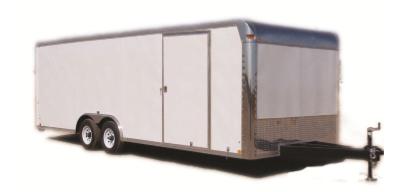 Cargo Express CSRGA8.5X26TE3FB