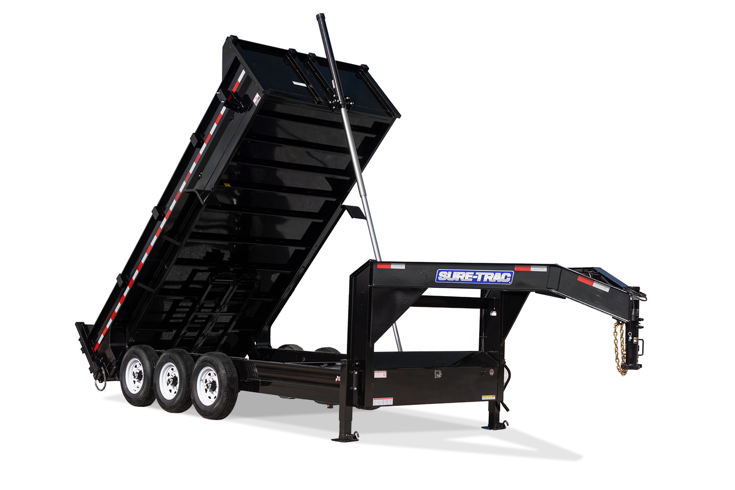 2019 Sure-Trac 82 IN X 16 LProfile 21K Telescopic Goose