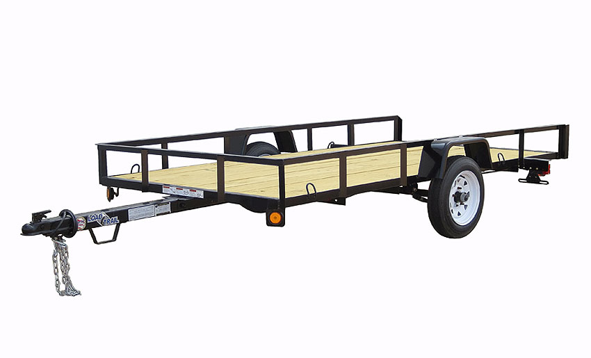 "2016 Load Trail 48"" X 08' Single Axle"