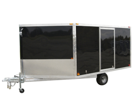 Mission MES 101X10 (5.5 Height) Single Axle