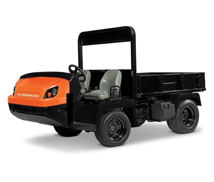 Cushman Truckster XD Diesel